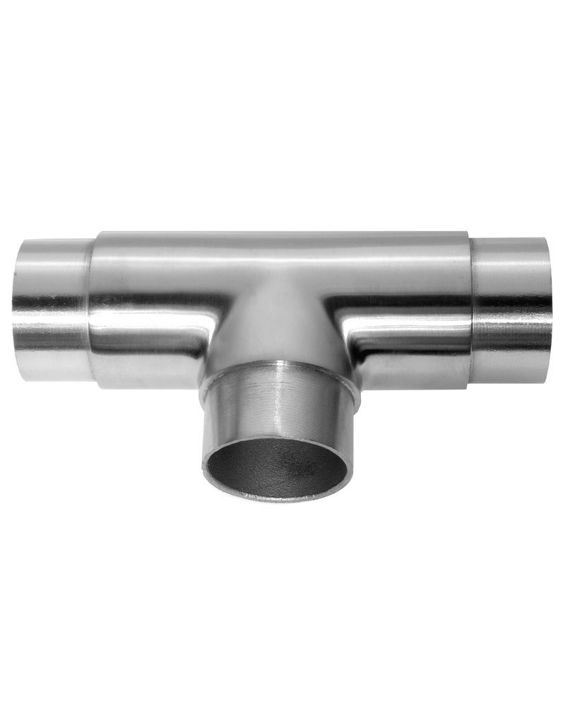 Deutsche Metall Raccord poli T V2A ou V4A