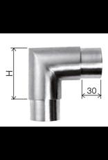 Deutsche Metall Raccord poli 90° V2AV2A-V4A