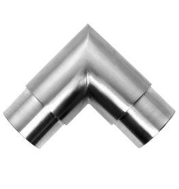Deutsche Metall Verbindingsstuk geslepen 90° in V2A of V4A