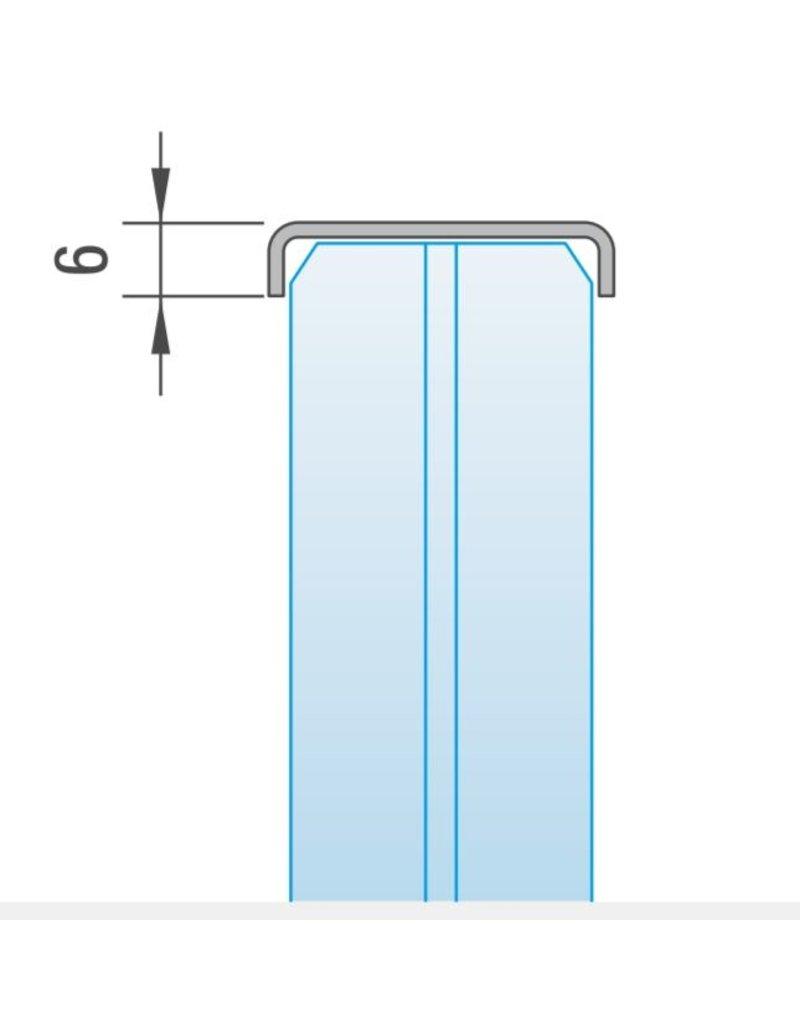 Glasbeschermer V2A - 3000mm