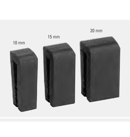 Glassline Afstandshouders rubber