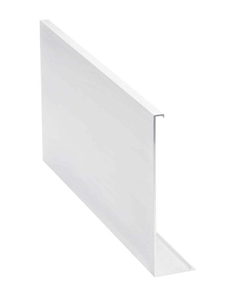 Glassline Glasbalustrade Afdekplaat SMART 3000mm