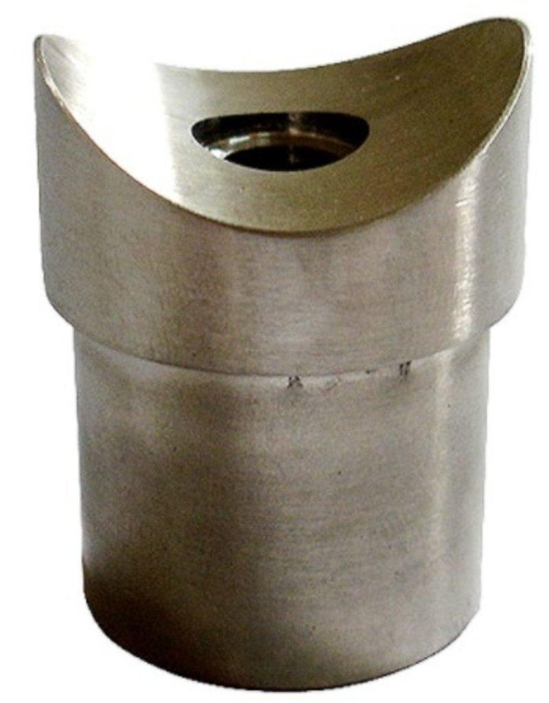 Triebenbacher Zadelstuk geslepen K320 V2A