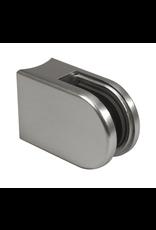 Pauli & Sohn pince à verre zamac - 63x45x28mm pour verre 8 - 8.76mm / joints inclus