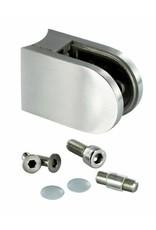 Triebenbacher glasklem ZINK RVSlook model 24 - 63x45x30mm voor glas 12 - 12.76mm