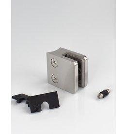 Rinox glasklem V2A 45x45mm 33.7mm