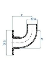 I AM Design Pièce mural poli V2A  G320