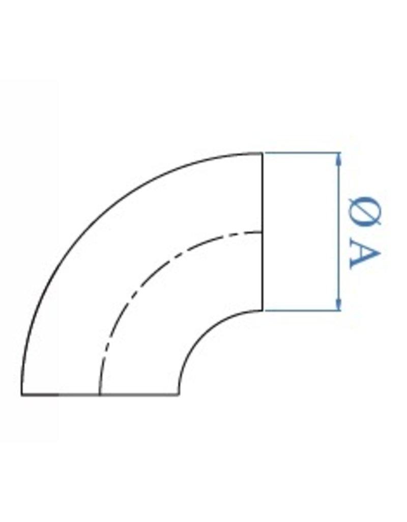 I AM Design Coude à souder 90° V2A G320