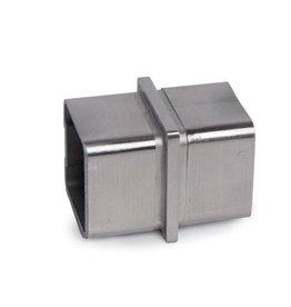 I AM Design Raccord carré V2A - 40x40x2mm