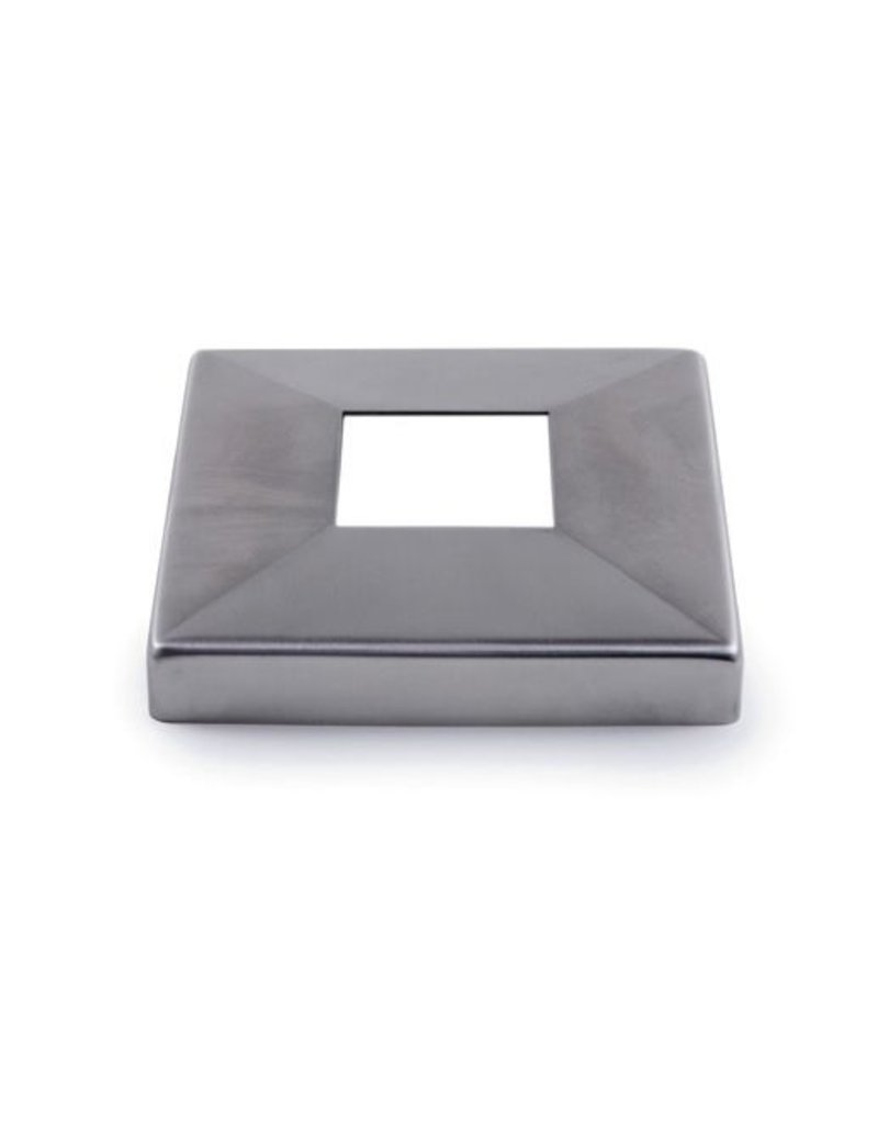 I AM Design CUBE - Afdekrosas geslepen vierkant