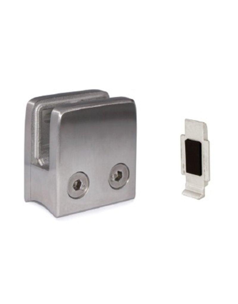 I AM Design Glasklem V2A  45x45x28mm - 42.4mm