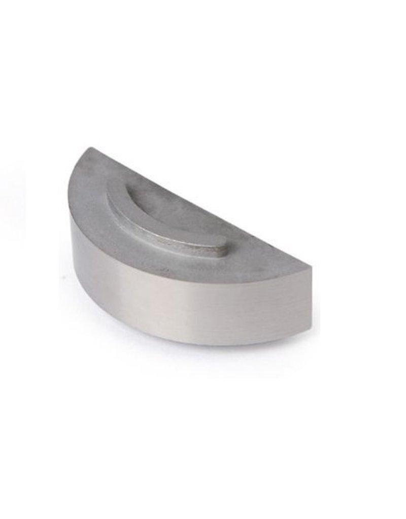 I AM Design Pièce de fermeture pour pince à verre ronde E00840