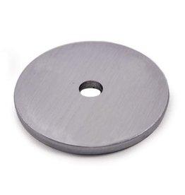 I AM Design Bodemplaat geslepen - centrale boring Ø13mm