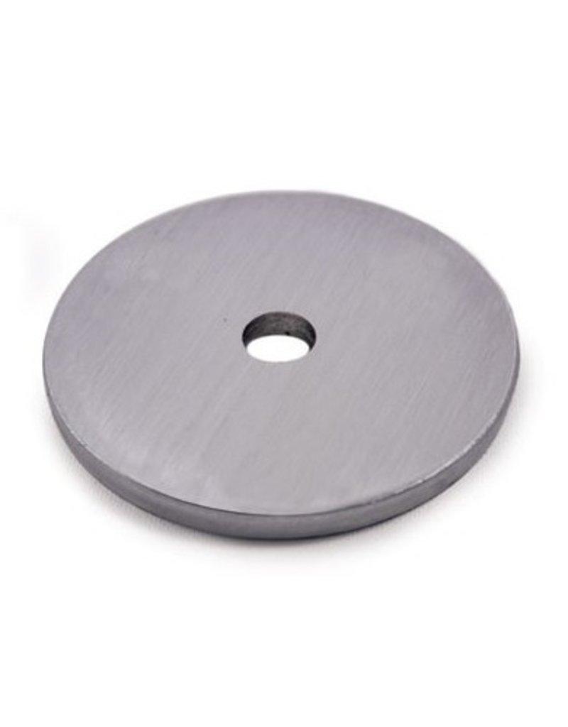 I AM Design Platine de base polie - alésage central Ø13mm