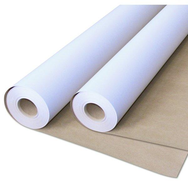 Afdekmateriaal Stucloper zwaar afdekkarton, waterdicht en goedkoop