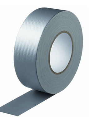 Afdekmateriaal Duct tape universeel (gesealed), grijs