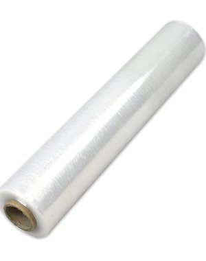 Afdekmateriaal Rekwikkelfolie 500 mm x 300 m, 20µm - transparant
