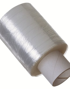 Afdekmateriaal Handy Wrap 100 mm x 150 m, 23µm- transparant