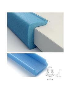 Afdekmateriaal Foam beschermprofiel U 80-100 (80 tot 100mm)  - Doos 36 stuks