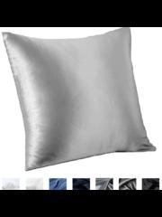 Zierkissen Seiden Kissenbezüge 22mm
