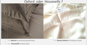 Housewife oder Oxford