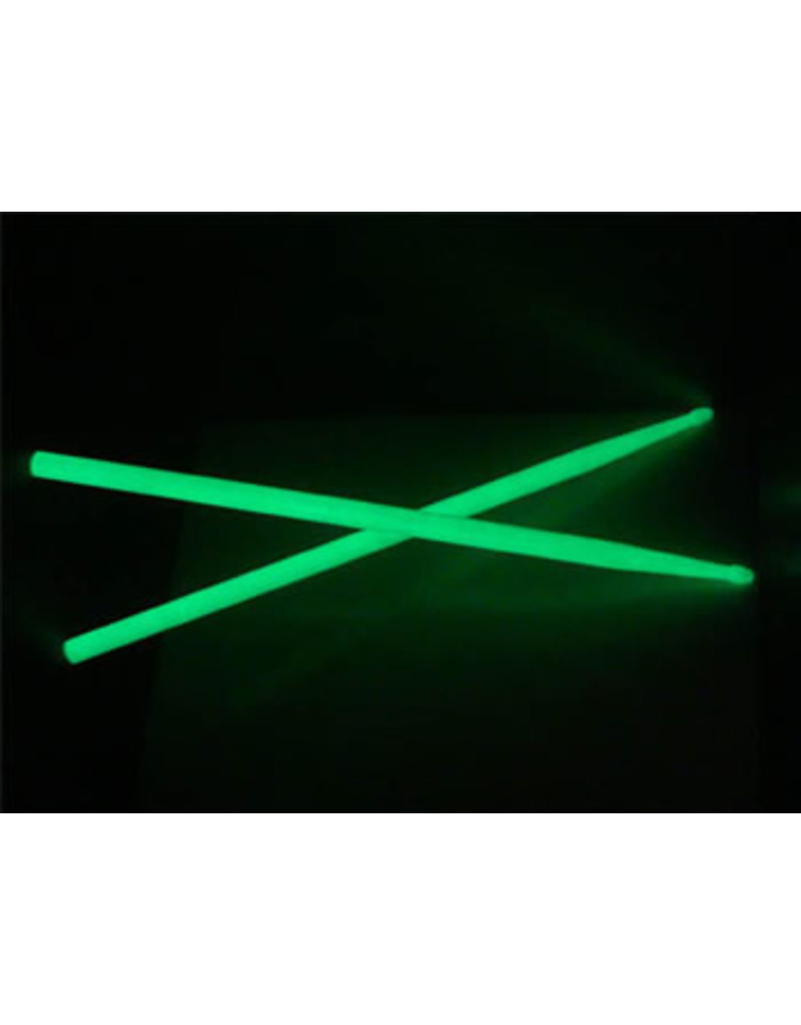 Ramm®  Luminous Drumsticks 5A | Green
