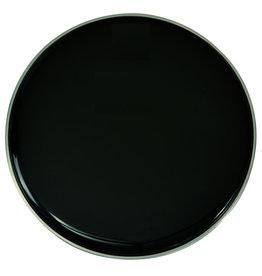 Ramm® Bass Drum Head 24 Inch | Black | Resonance