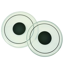 Ramm® Drumhead 14 Inch | Transparent | Oil