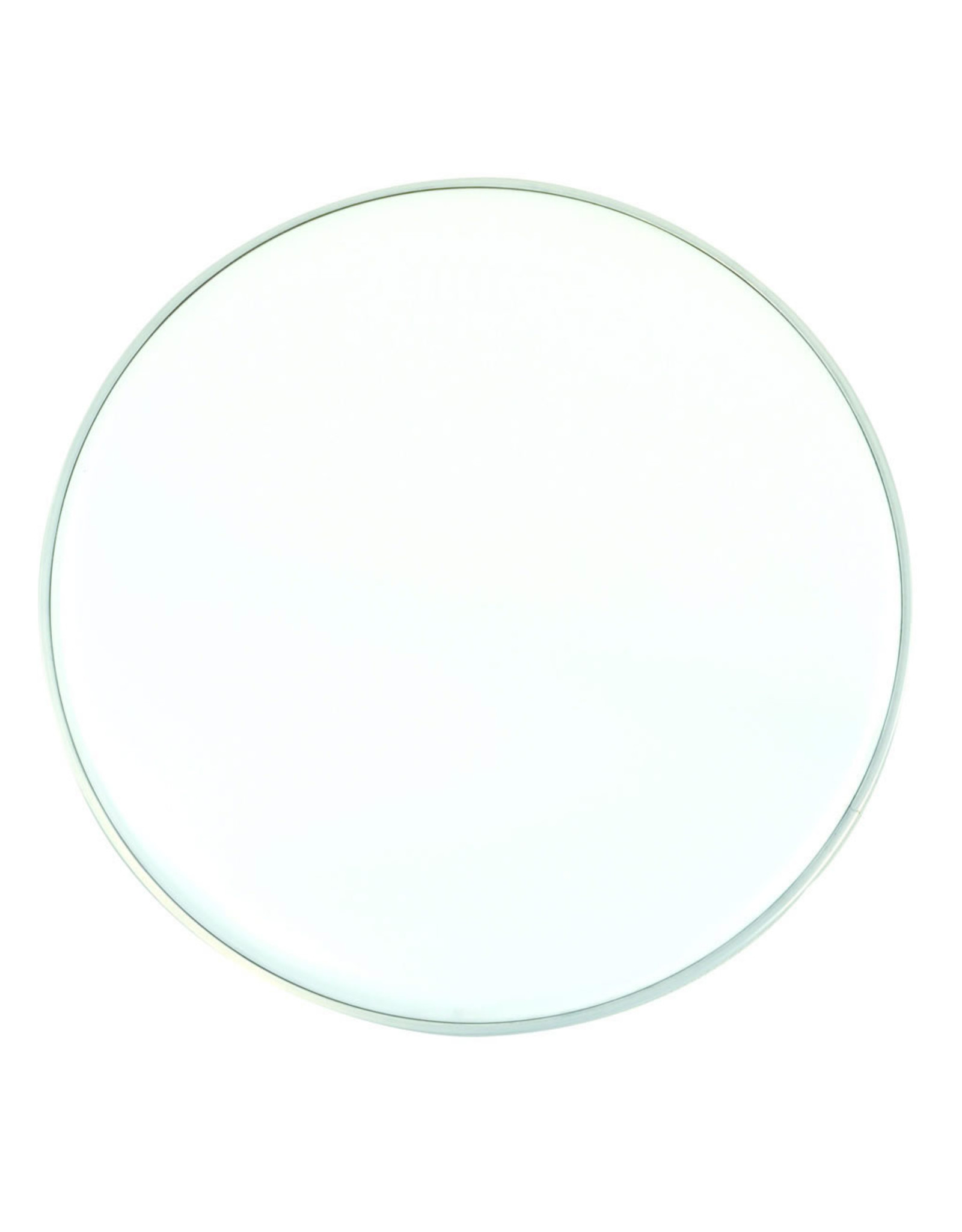 Ramm®  Drumhead 08 Inch   Transparent   Resonance