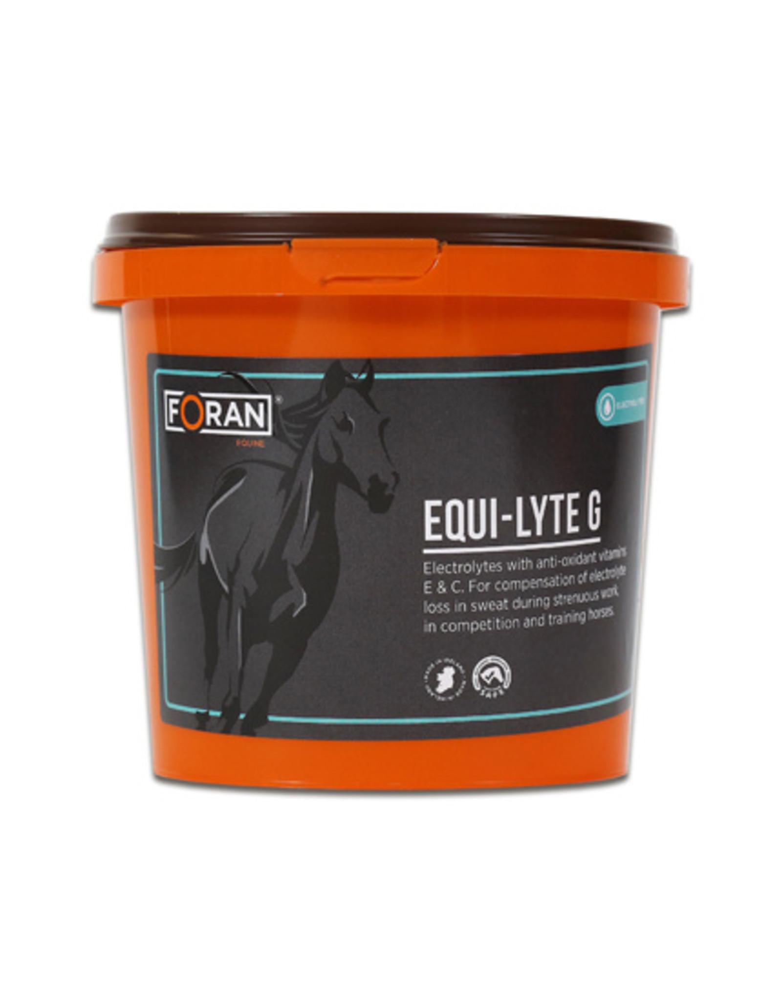 Foran Equi-Lyte G
