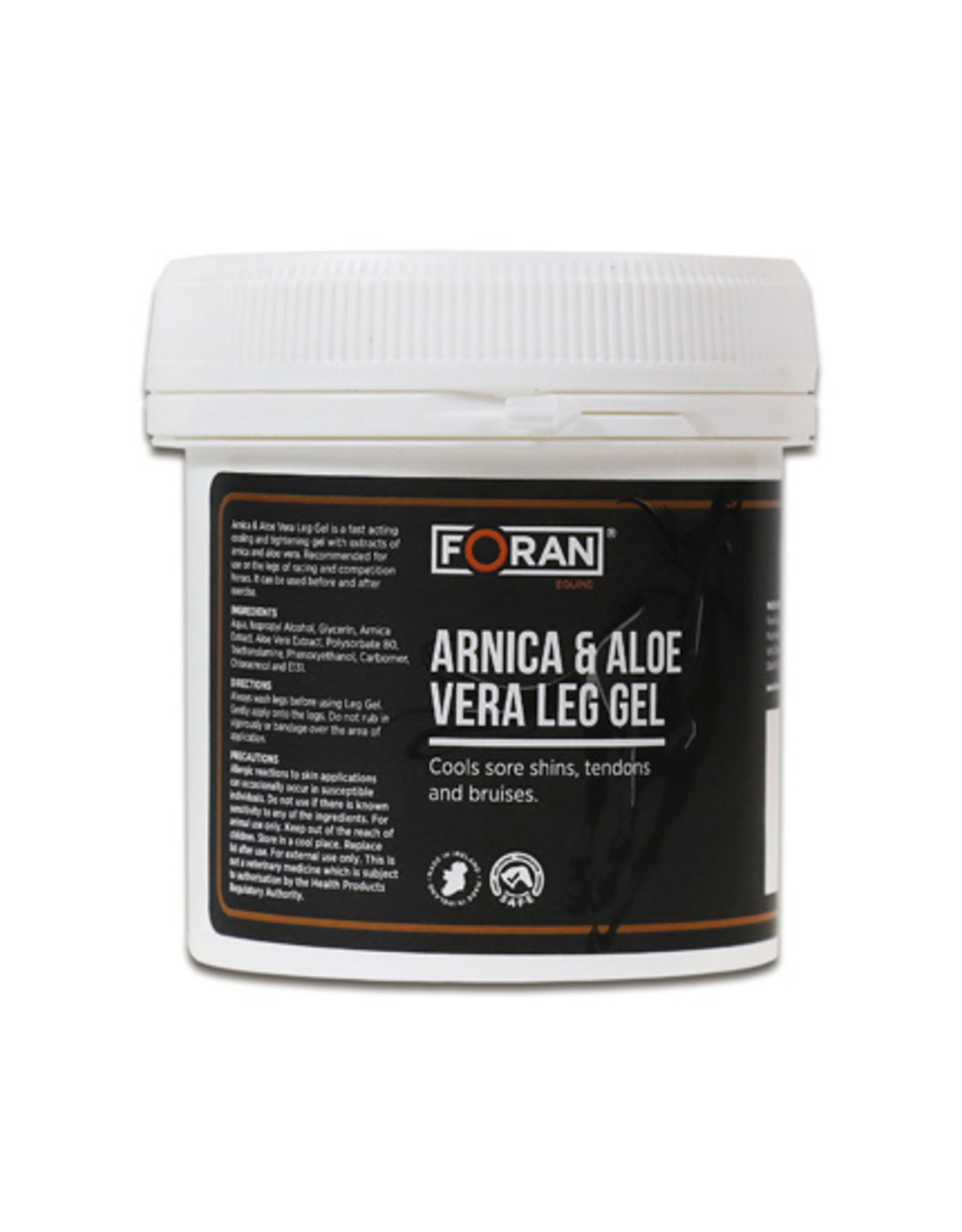 Foran Arnica & Aloe Vera Leg Gel