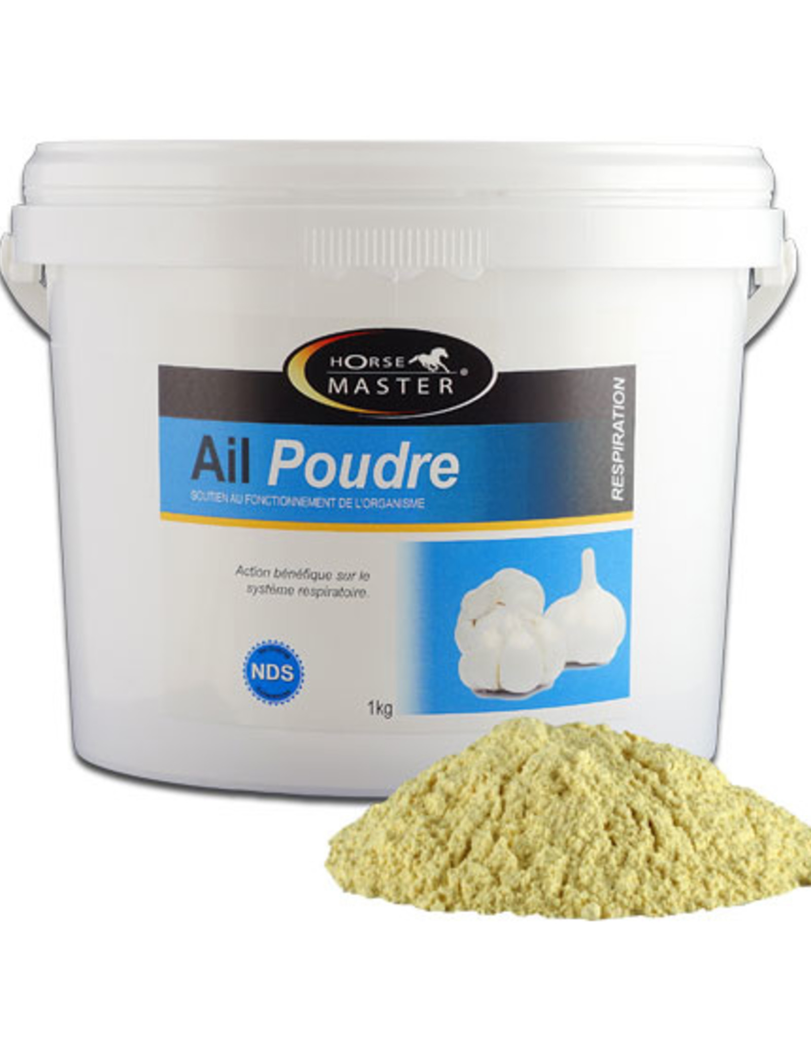 Horse Master Garlic Powder