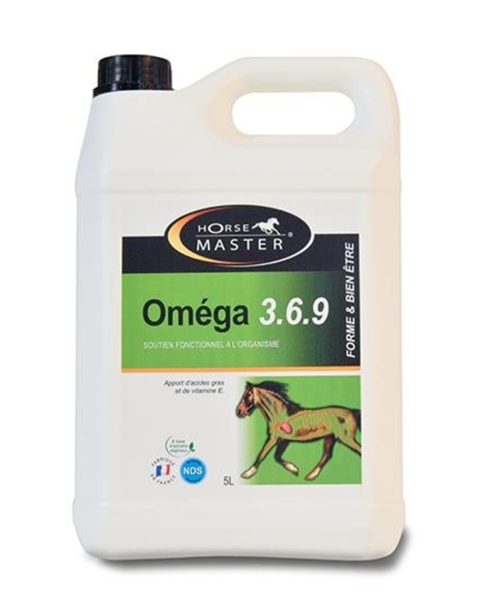 Horse Master Omega 3.6.9