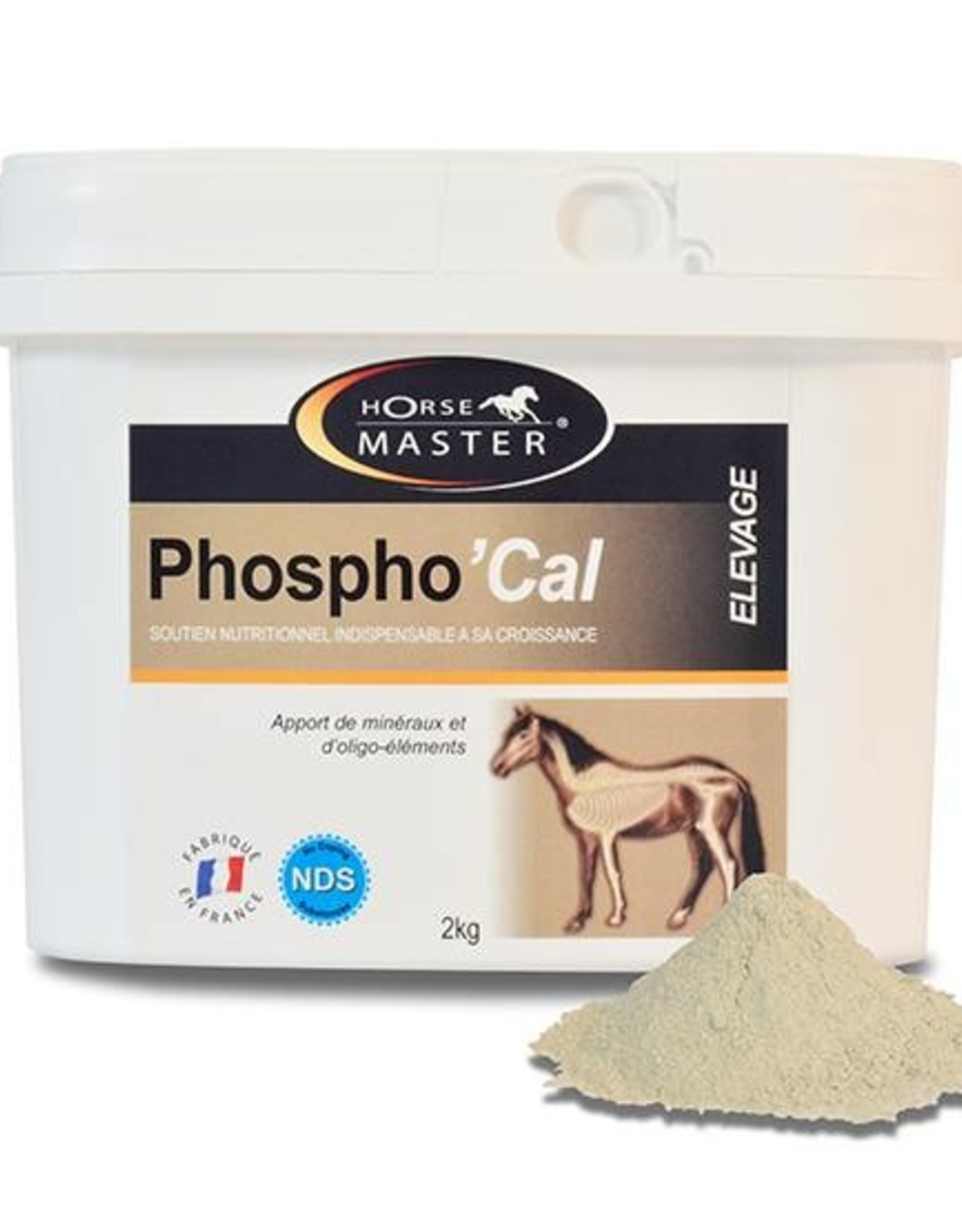 Horse Master Phospho'Cal