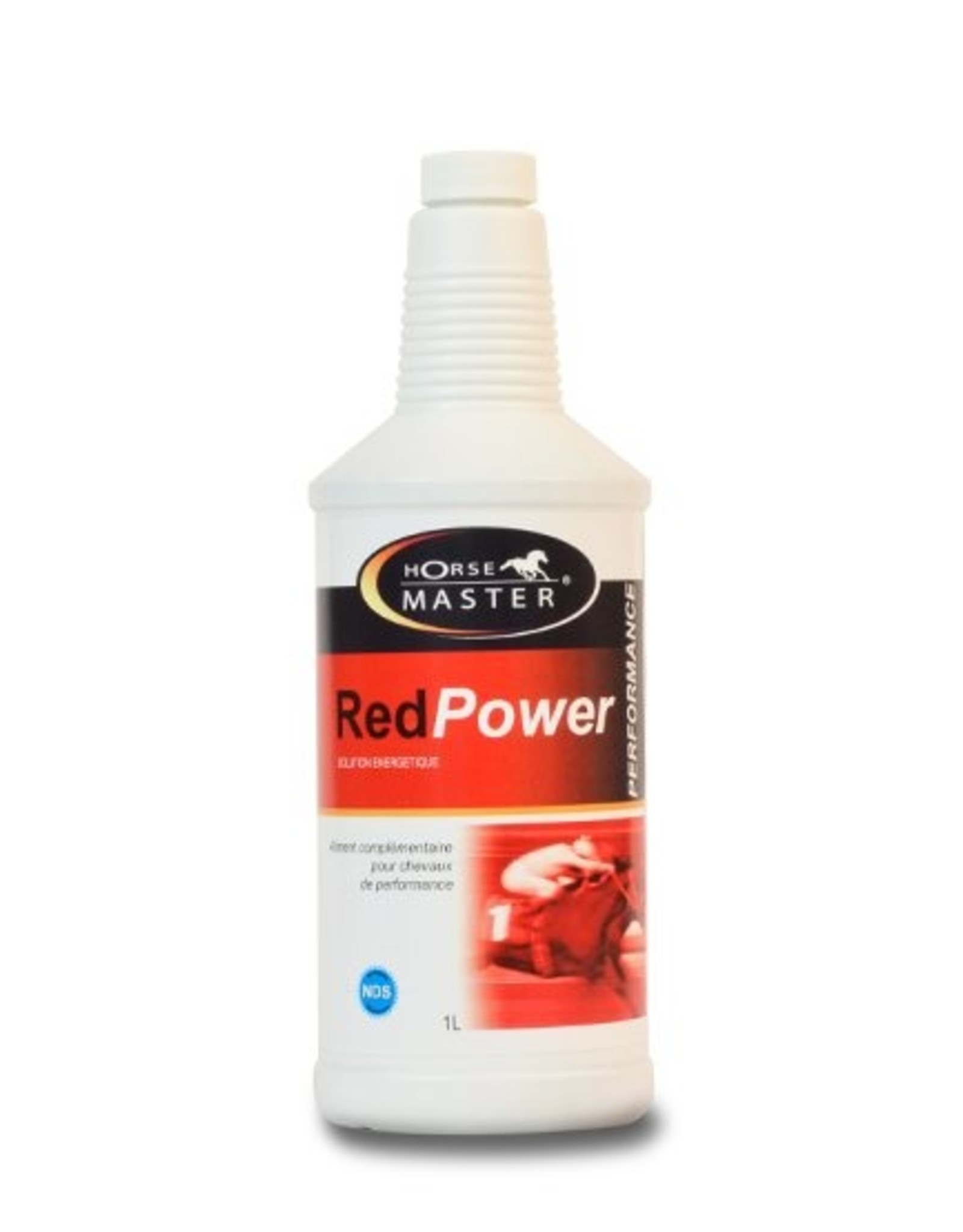Horse Master Red Power