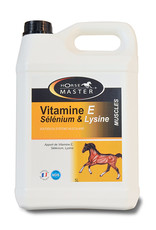 Horse Master Vitamin E - Selenium - Lysine Liquid