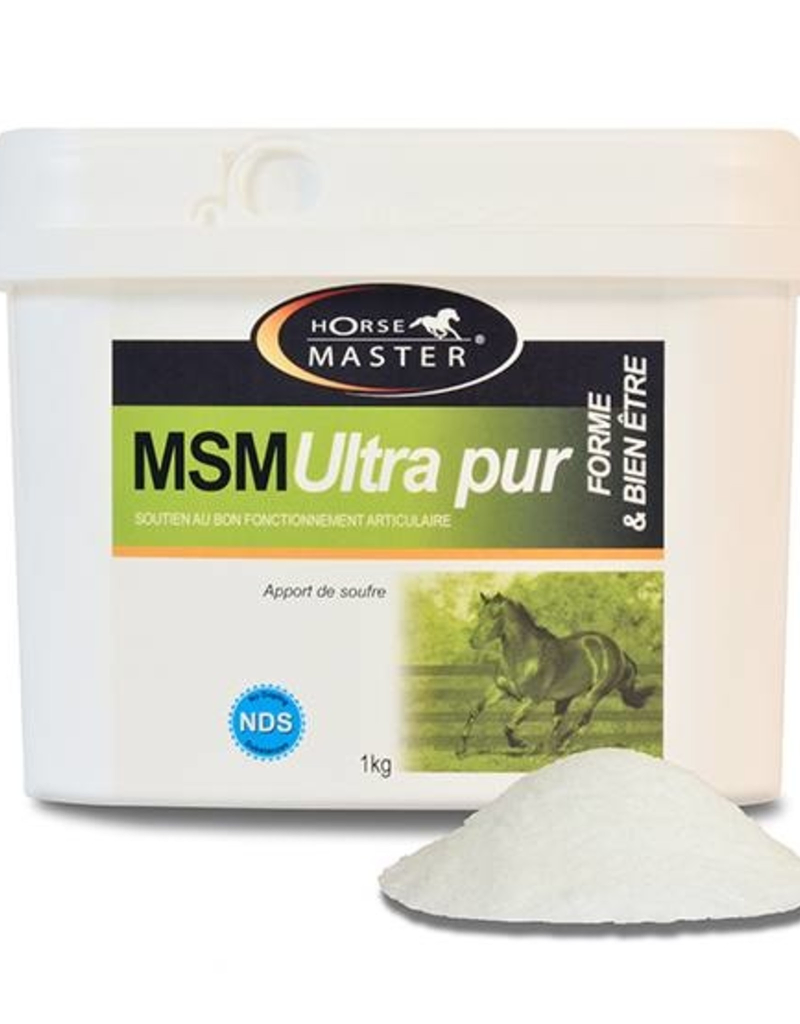 Horse Master MSM Ultra Pur