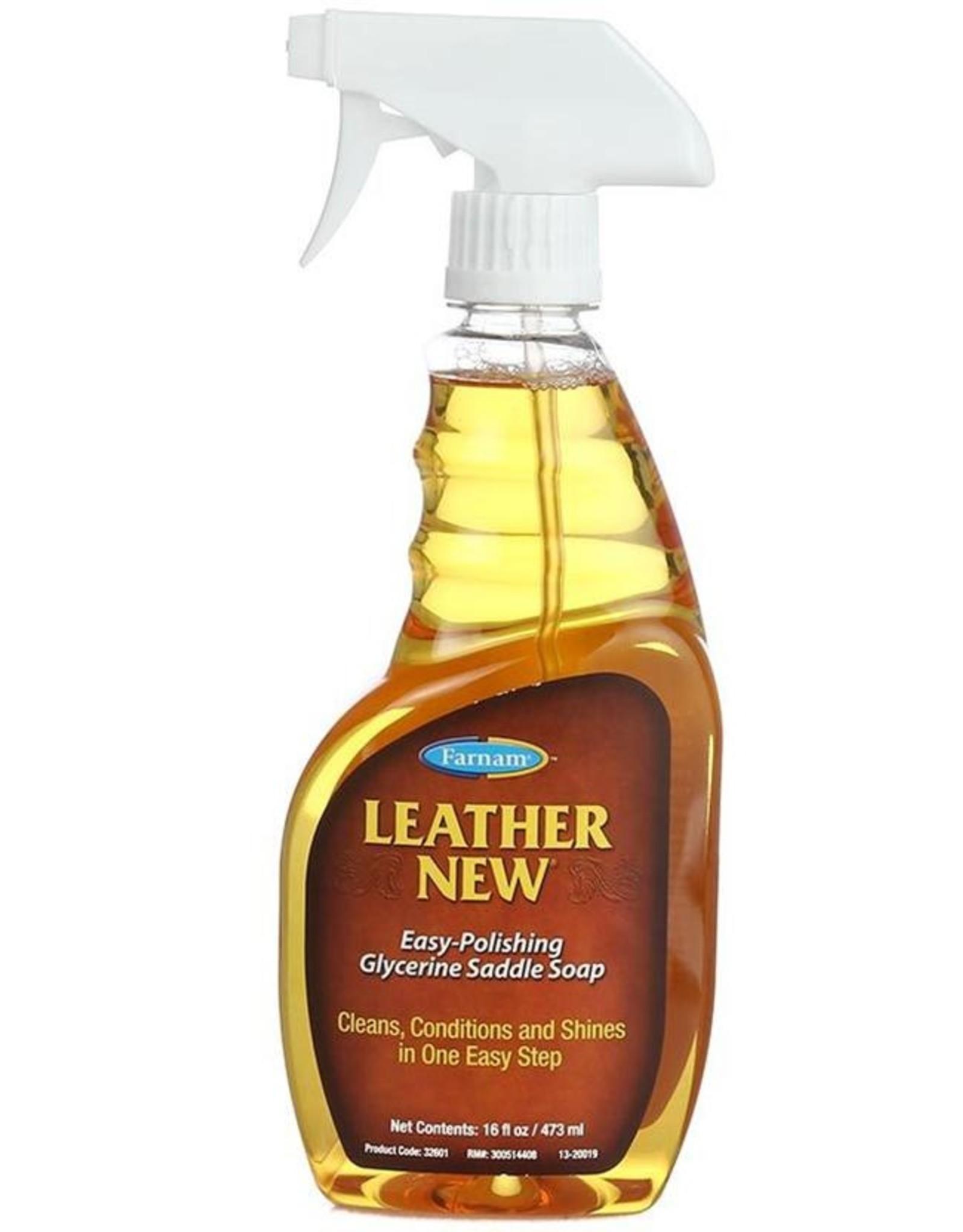 Farnam Leather New Step 1