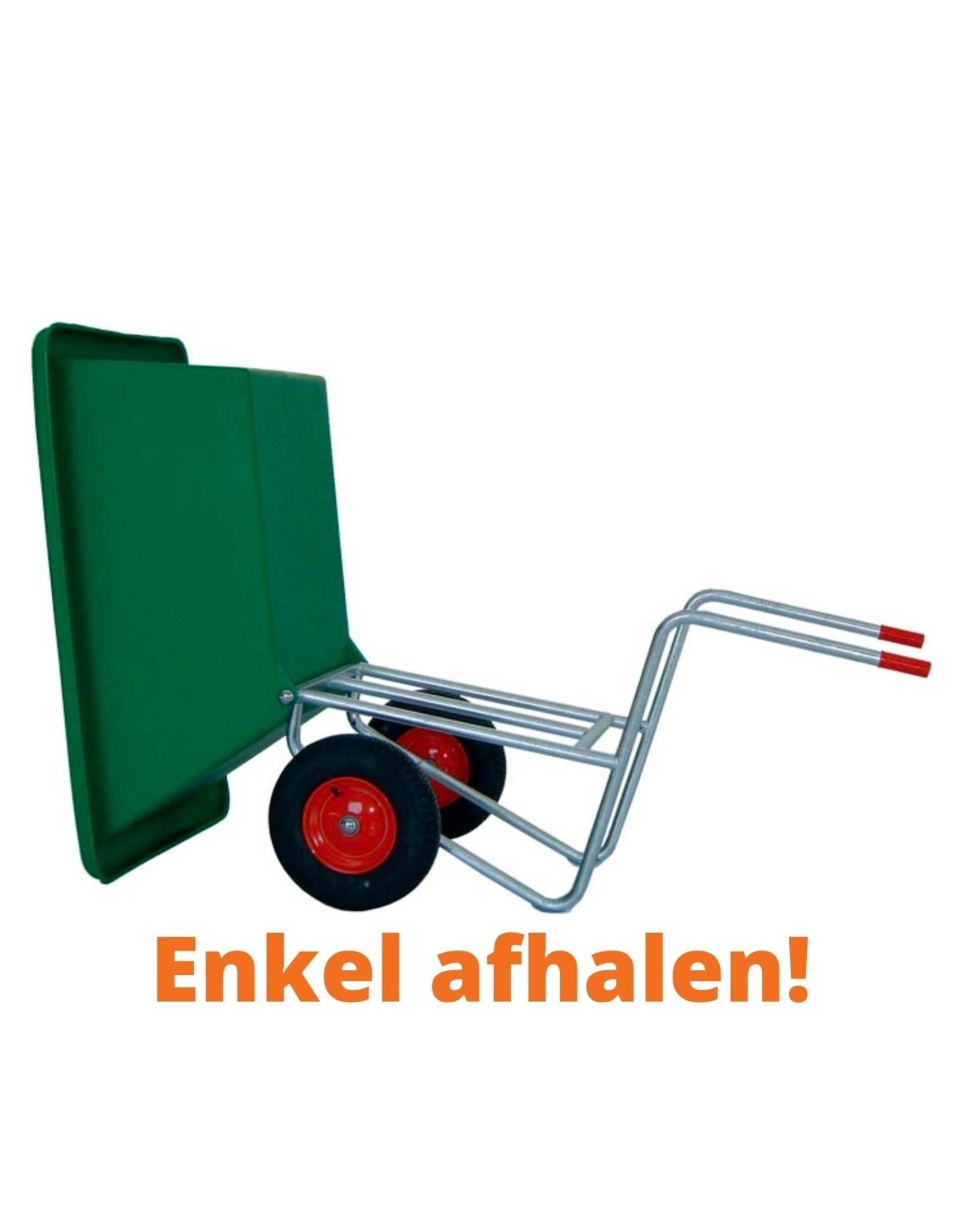 Van Eynde Tipping Wheelbarrow 330 2W