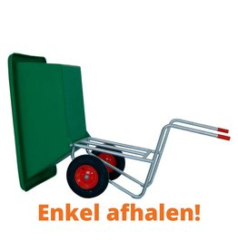 Van Eynde Tipping Wheelbarrow 330 2W