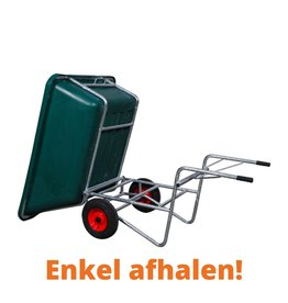 Van Eynde Tipping Wheelbarrow 600 2W