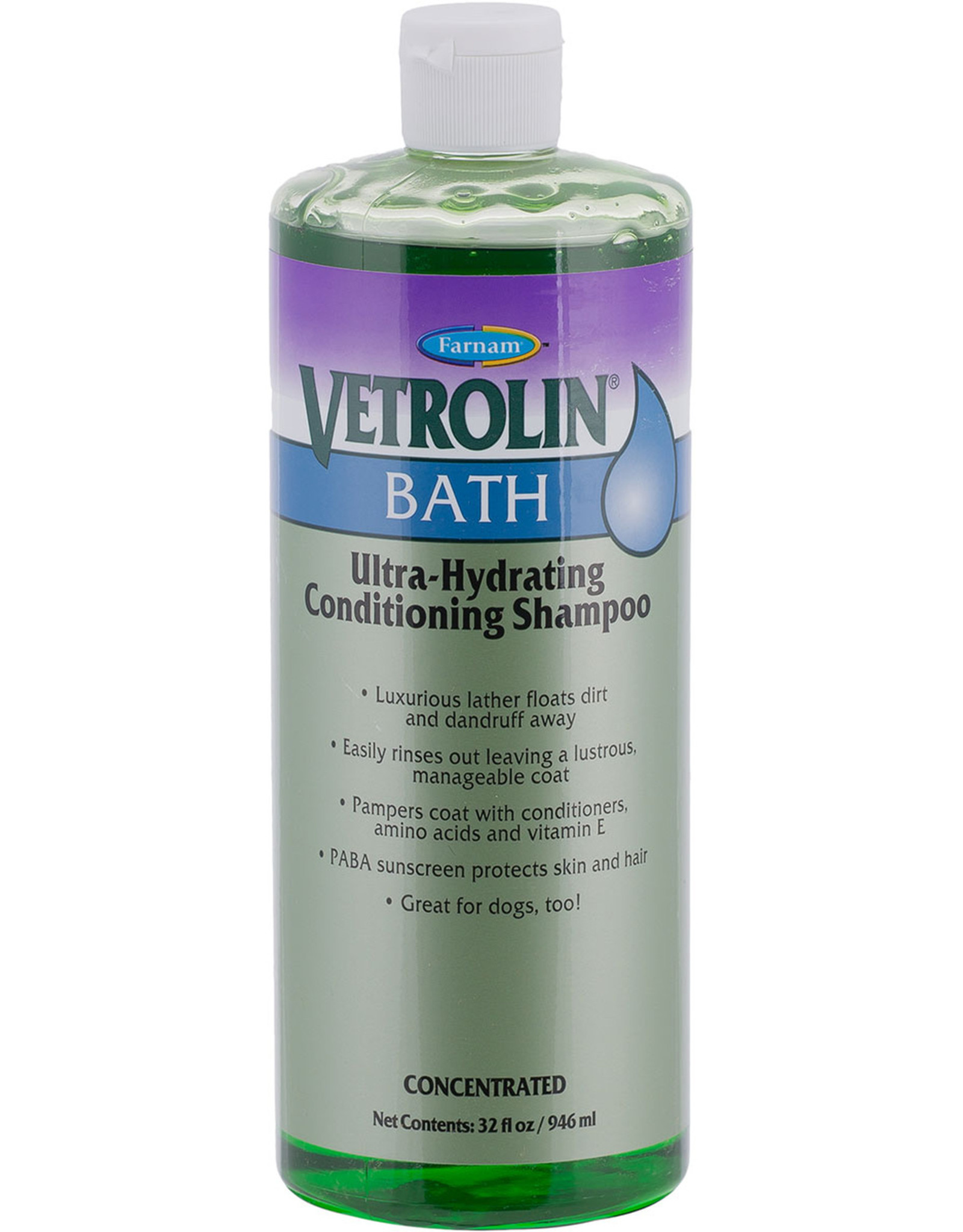Farnam Vetrolin Bath