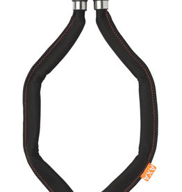 AXA Grey-Series Foldable Lock With Bracket