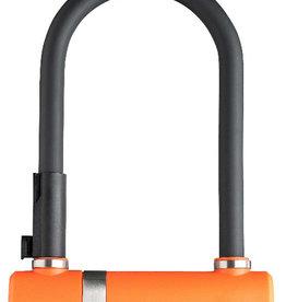 AXA Newton Pro 190 / 17 U-Lock Orange Lock. GOLD Sold Secure