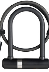 AXA Security Newton U Lock Pro Mini With Cable U Lock Pro Bicycle Bike Cycle
