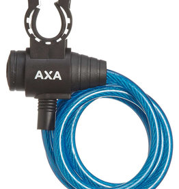 AXA Zipp - 120cm/8mm Cable Lock - Key Lock