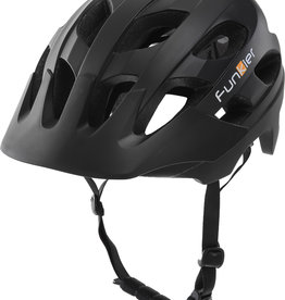 Funkier Camba MTB All Mountain Helmet in Black/Black
