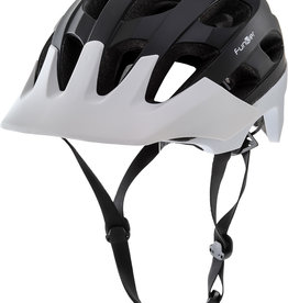 Funkier Camba MTB All Mountain Helmet in Black/White
