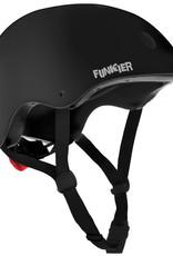 Funkier Capella BMX/Urban Helmet in Black
