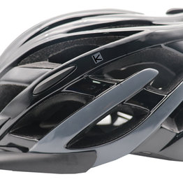 Funkier F-365 Leisure Inmold Helmet in Black/Black